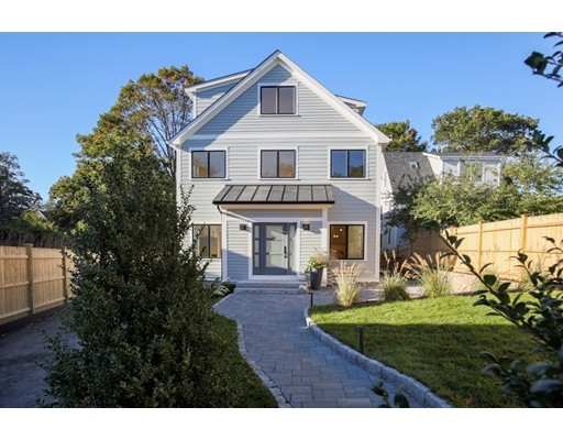 22 Beecher Place, Newton, MA 02459